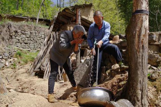 西安142个贫困村饮水达标 保障群众饮水安全