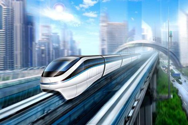云巴地方标准发布 西安将成全国首个投用云巴城市