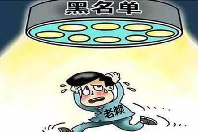 汉滨法院9个月案件执行金近1亿 曝光116名老赖
