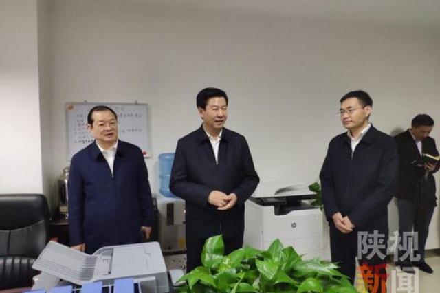 卸任陜西省委宣傳部部長一職后 莊長興以新身份亮相