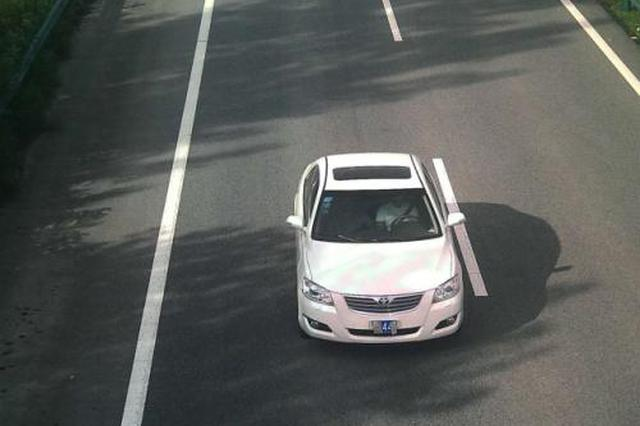 陜西一車主逃避高速過路費 最終補繳5680元