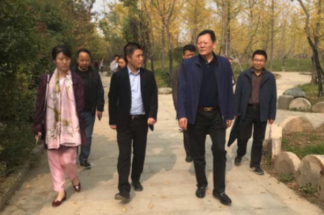 西安市統籌辦主任倪廣天赴周至縣調研民宿發展情況