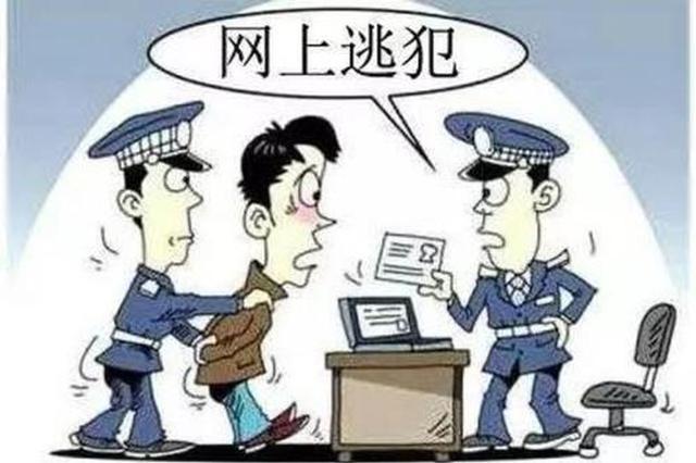 审核材料发现疑点 民警抓获网上逃犯
