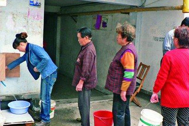 因阳安铁路复线施工 勉县一村庄吃水成问题