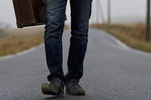 六旬老人用脚步丈量国土 已行走14.3万公里