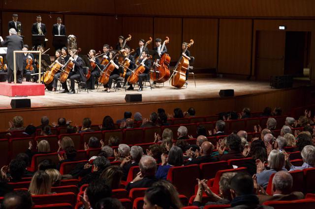 西安交响乐团2018意大利巡演罗马首站圆满成功