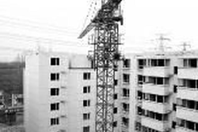 """图便宜买""""烂尾小区"""" 30米高塔吊计划今日拆卸"""
