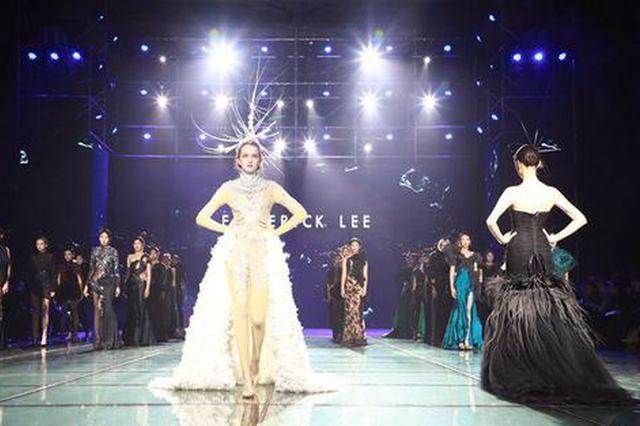 2018丝绸之路国际时装周西安开幕