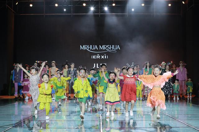 大秀连台!2018丝绸之路国际时装周精彩呈现时尚范