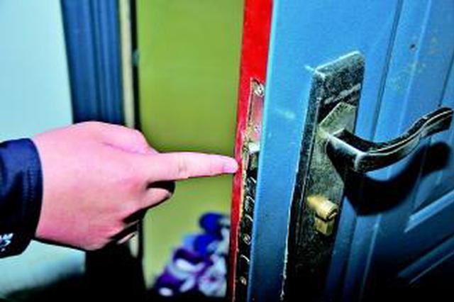 旬阳警方破获系列开锁入室盗窃案 追回赃款50余万元