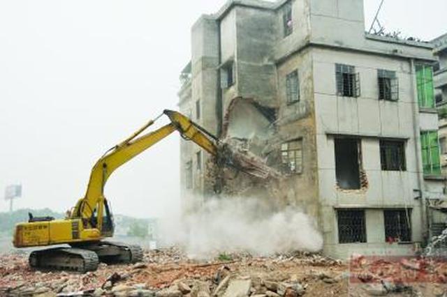 灞桥区政府强拆8村民房屋 法院一审判决:违法