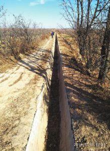 合阳:汇报新建水渠27.2公里 村民测量只有8.3公里