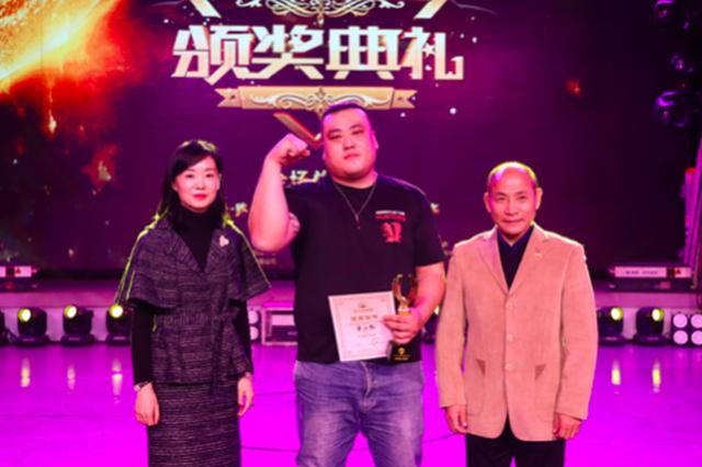 陕西首届腕力争霸赛总决赛在西安金翅鸟演艺圆满结束