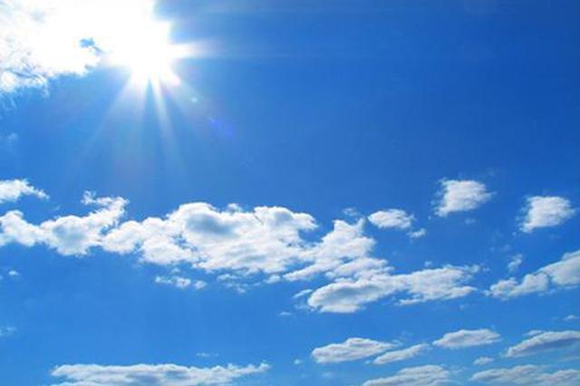关中地区今起空气质量逐步改善 良到轻度污染