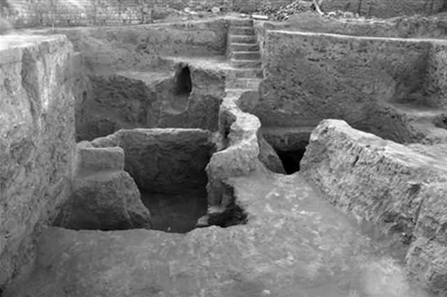 富平发现全国仅见保存完好唐宋县城遗址