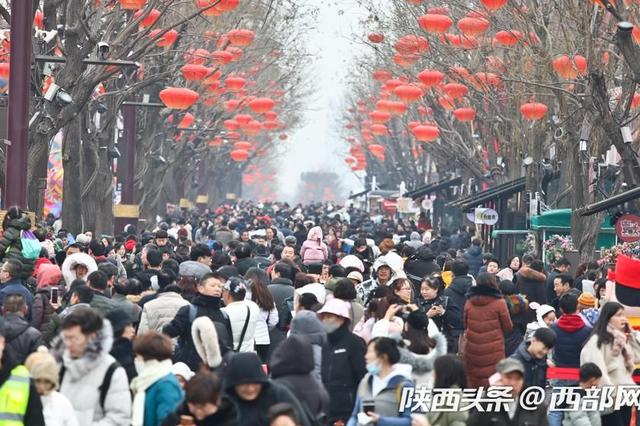 春节旅游收入排行出炉 陕西高速增长跻身前三