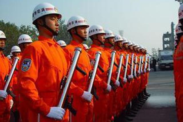 陕西省招聘320名消防员 原则上分配至本地工作