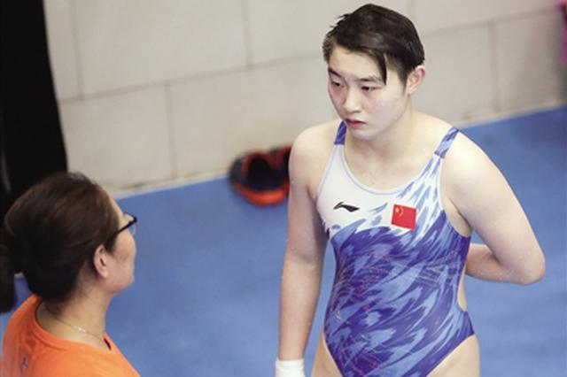 游泳世锦赛跳水选拔赛首站落幕 陕西名将司雅杰取胜