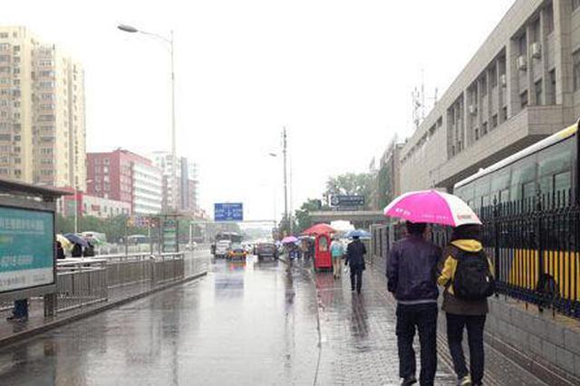 今天陕西省中南部有雨雪天气 西安阴天有小雨