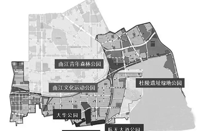 曲江新区将新建5座公园 大明宫等景区将提升改造