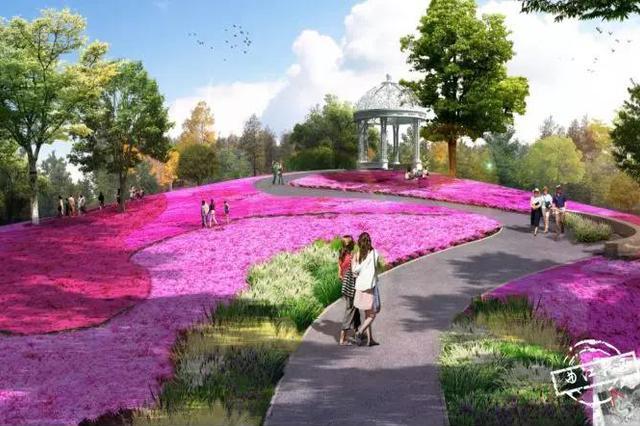 西安今年要新增3座公园 看看你家附近有吗?