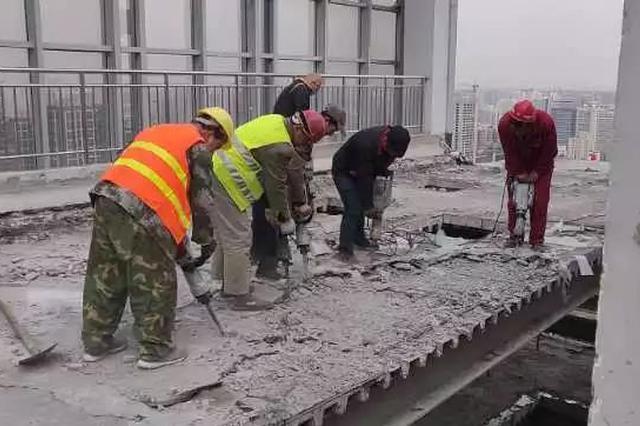 一周拆违报告丨曲江新区人工拆除8000余平方米违建