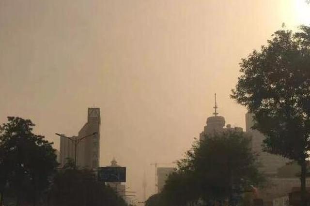 大风、降温、沙尘!西安受多大影响?快点开看!