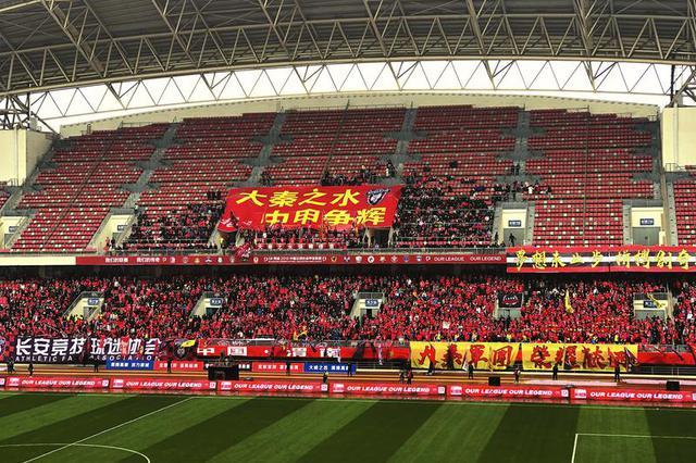 职业体育在渭南掀起热浪