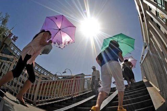 昨西安最高温超30℃ 明后天雨水来气温降