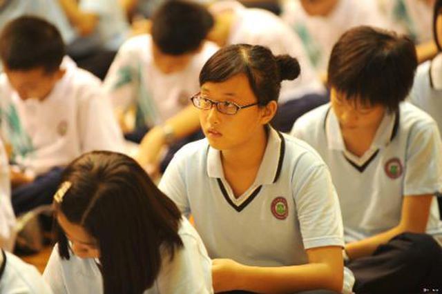 2019高考统考6月7日至8日举行 减少死记硬背考察