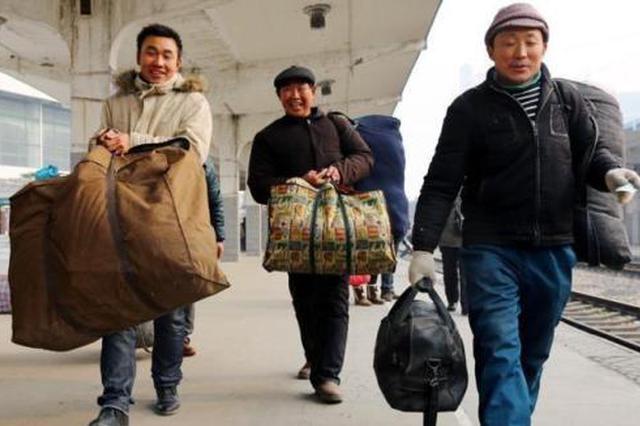 去年陕农民工达到630万人 328万农民工加入工会组织