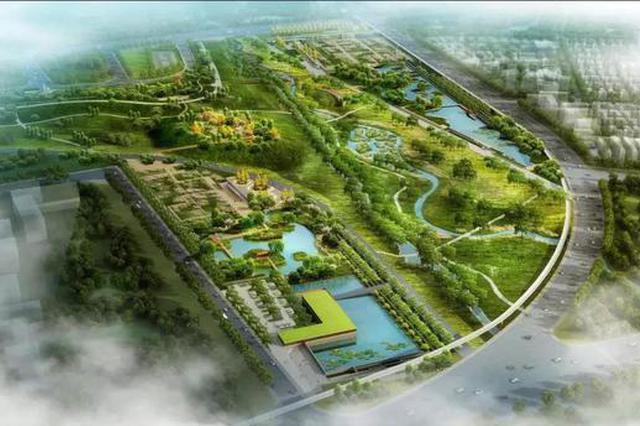 5月!西安再添湿地公园!免费开放!