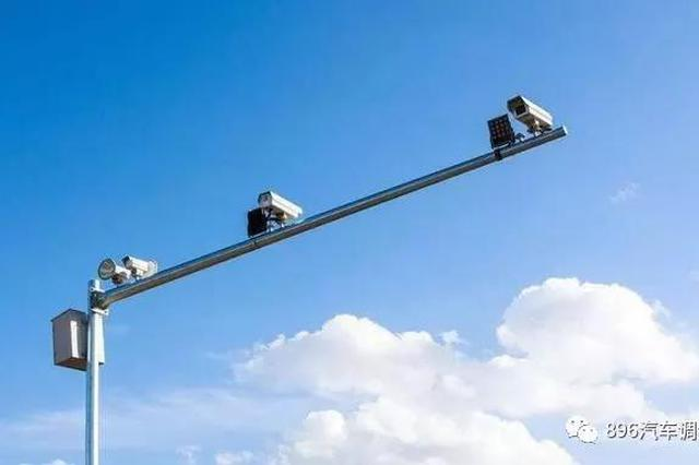 扩散!明天起,西安这些路段新增违法抓拍设备