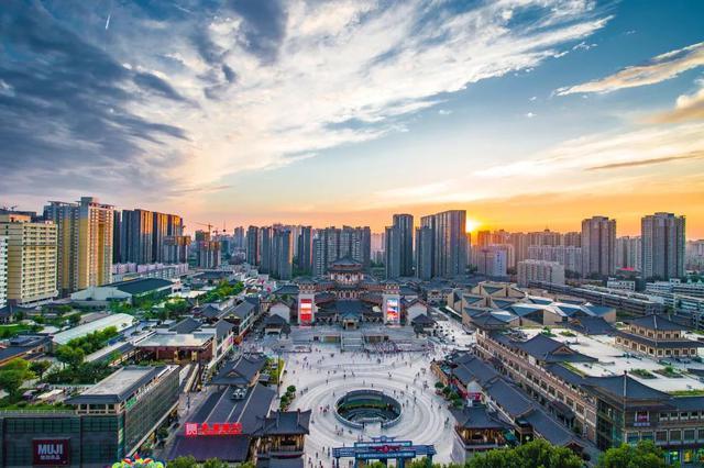 干货!西安经济实力如何?全国城市最新排名来了