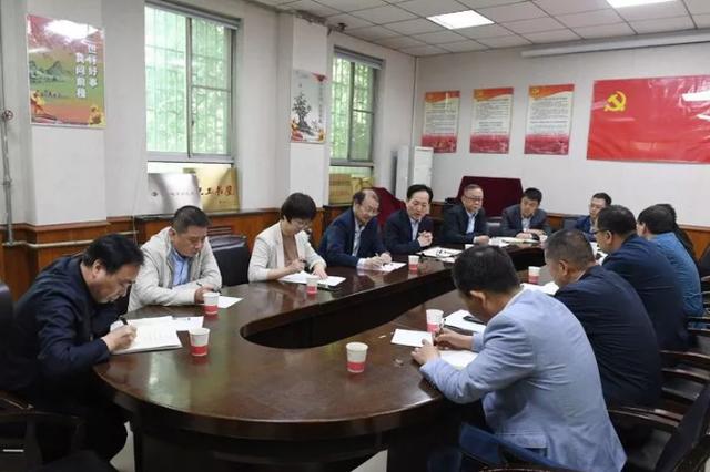 雁塔区区委书记赵小林督导检查基层统战重点工作开展情况