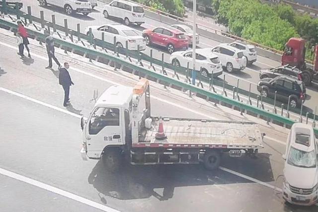 目前陕西这些道路很堵,事故多发!出门的赶紧看