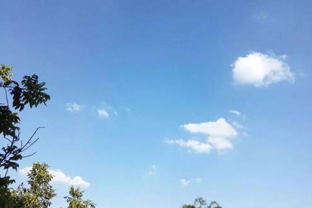 西安假期天气多云间晴为主 温度适宜利于出行