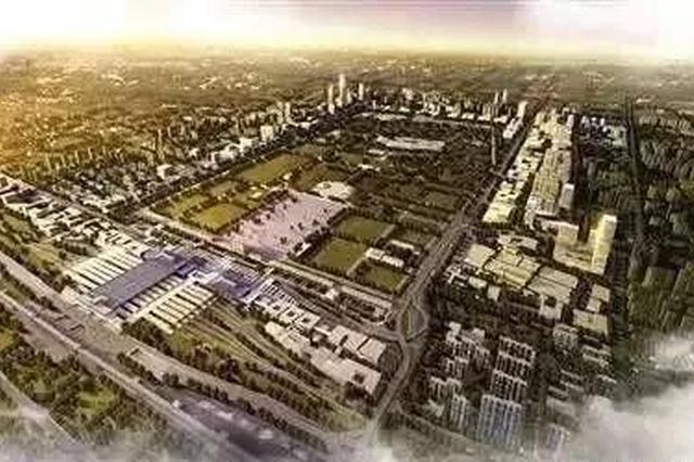 西安火车站工程进展:拆迁基本完成,预计2022年竣工!