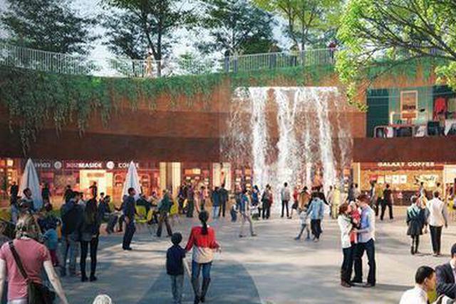 西安城东最大生态廊道要来了!幸福林带拟明年对外运营