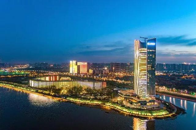 聚焦丝博会 | 浐灞生态区:正在崛起的城市新中心
