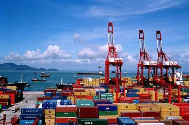 1-4月陕西省进出口总值1144.3亿 同期增长4.6%