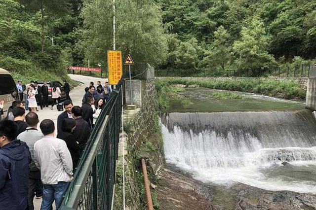 雨天再不用喝浑水 安康平利县19.35万人因水受益