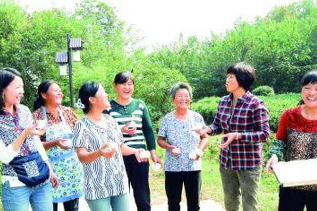 她是咱村的女能人:56岁晏丽娟带领乡亲走上富裕路