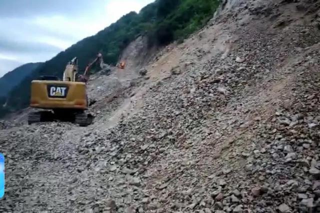 突发!汉中宁强发生山体坍塌 3人死亡2人失踪