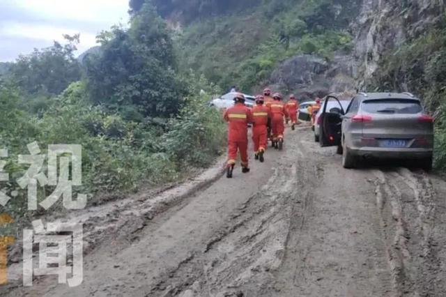 突发!汉中宁强发生山体坍塌 造成5人死亡