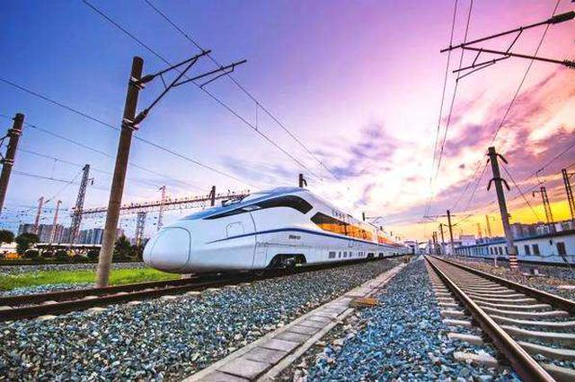 7月起全国铁路进入暑期运输 西安局共开行列车369对