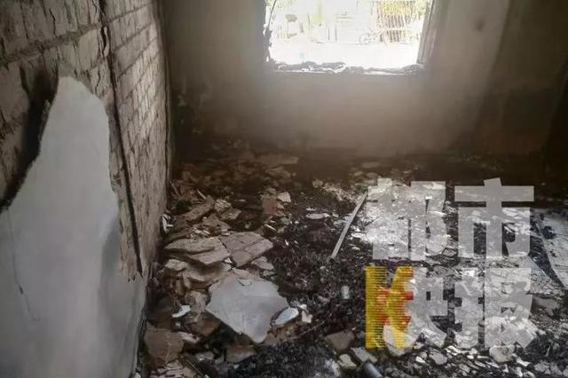 痛心!陕西一民居突发大火 5岁男童不幸身亡