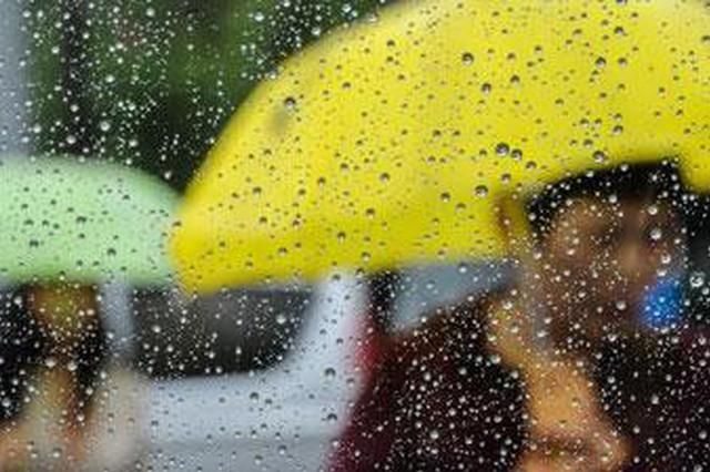 未来两天陕西省大部仍有降雨 西安最低19℃