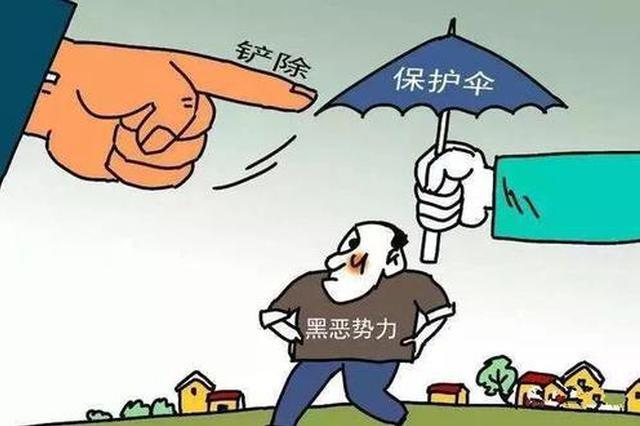 榆林公安局原副局长白玉功等人充当保护伞被处分