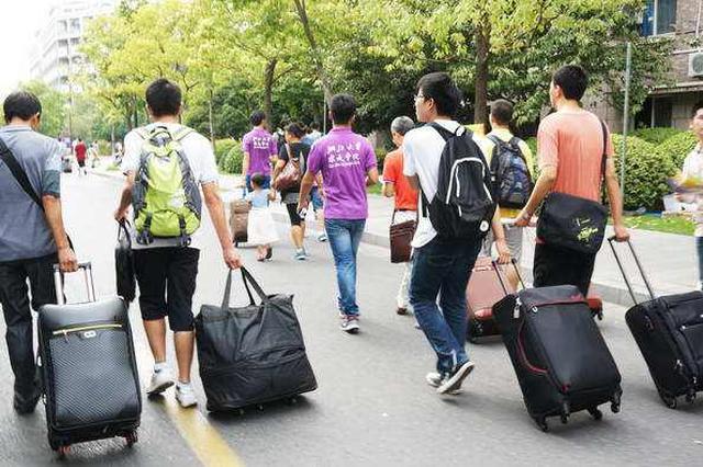 大学新生不按时报到 将被视为自行放弃入学资格